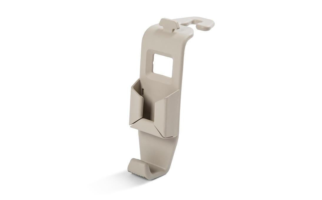 Držák na kabelku a mobilní telefon - béžový