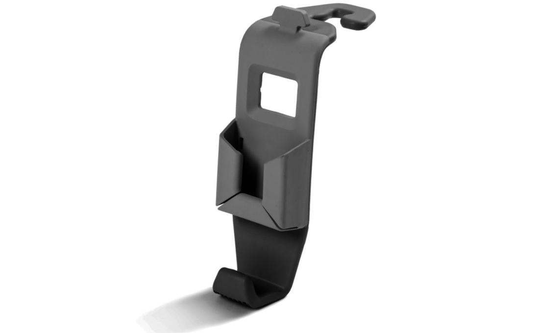 Držák na kabelku a mobilní telefon - černý