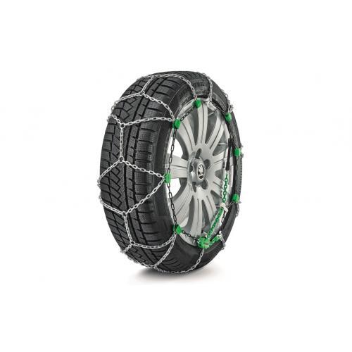 Náhled Škoda - Sněhové řetězy 205/55 R16 a 205/50 R17
