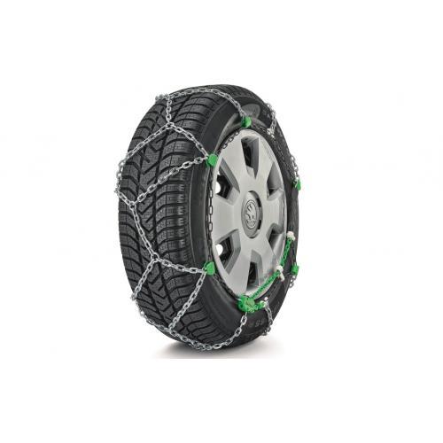 Náhled Škoda - Sněhové řetězy 195/65 R15 a 195/60 R16