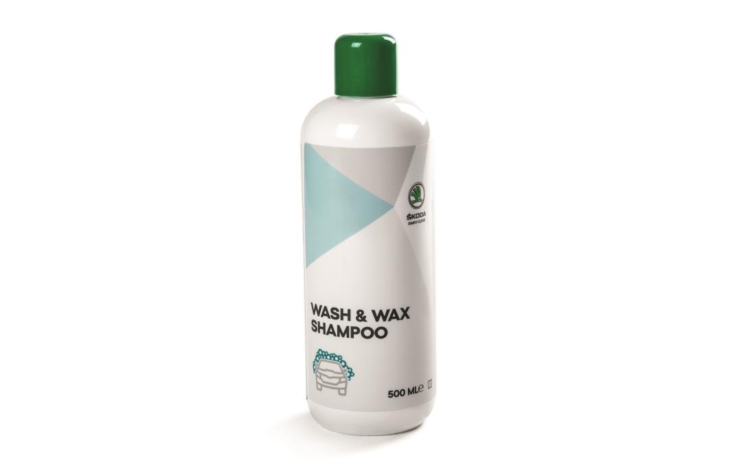 Šampon pro mytí & voskování