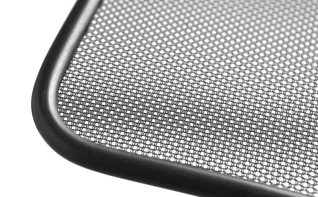 Sluneční clony zadních bočních oken - Superb II Combi