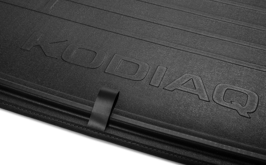 Oboustranný koberec do zavazadlového prostoru - Kodiaq s rezervou
