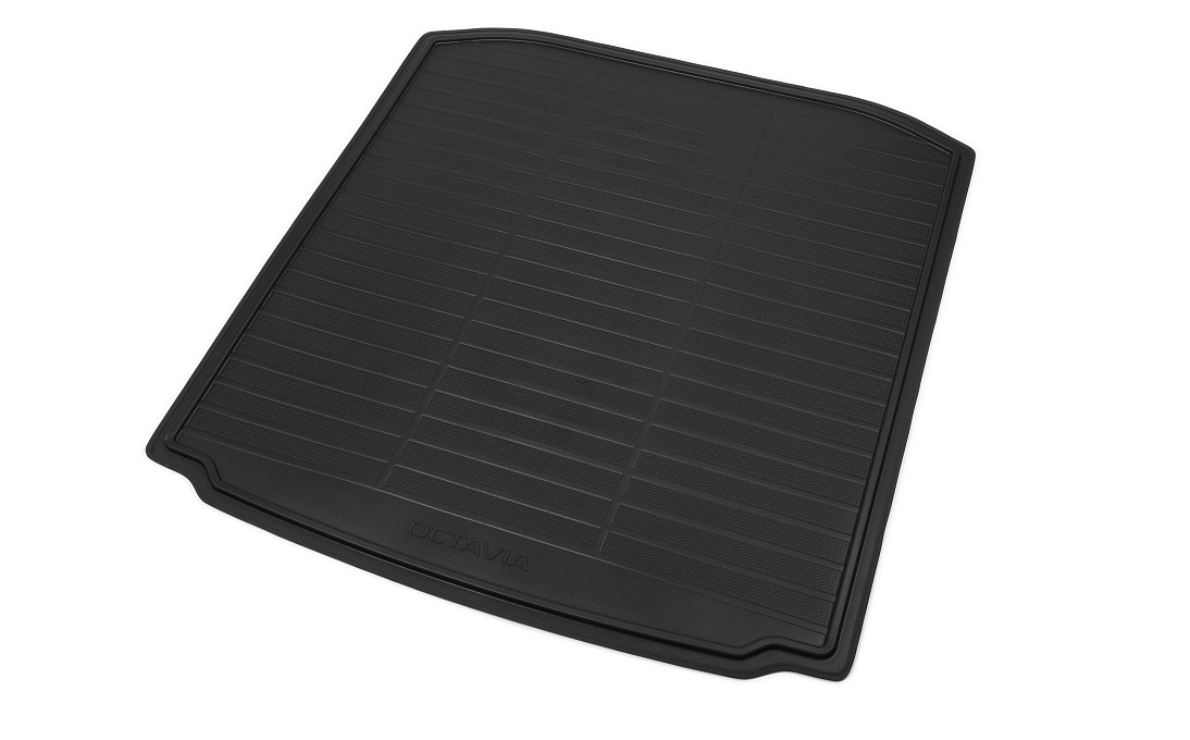 Oboustranný koberec do zavazadlového prostoru - Octavia III Liftback