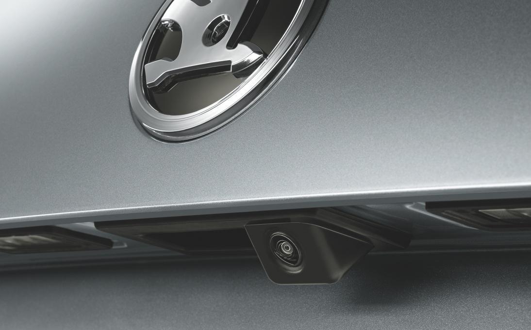 Parkovací kamera - zadní