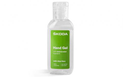 Náhled Antibakteriální gel na ruce