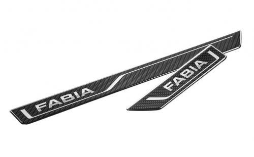 Náhled Dekorativní prahové lišty FABIA III