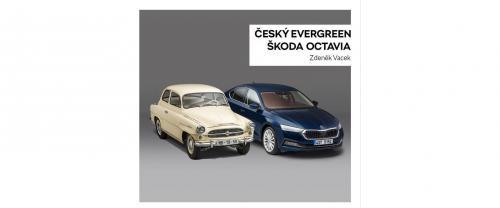 Náhled Kniha Český evergreen - Škoda Octavia