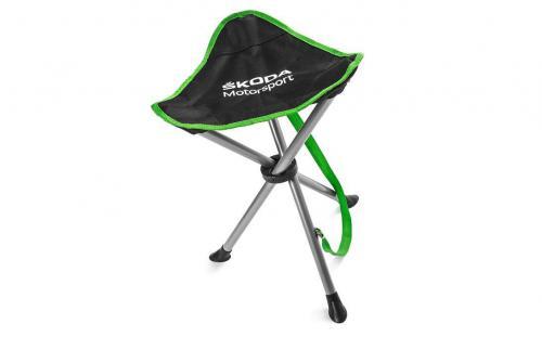 Náhled Skládací stolička Škoda Motorsport