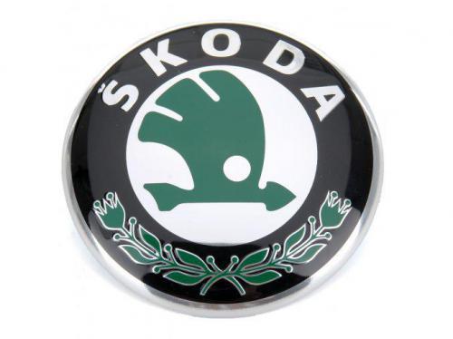 Náhled Znak zadní - Škoda Citigo staré logo