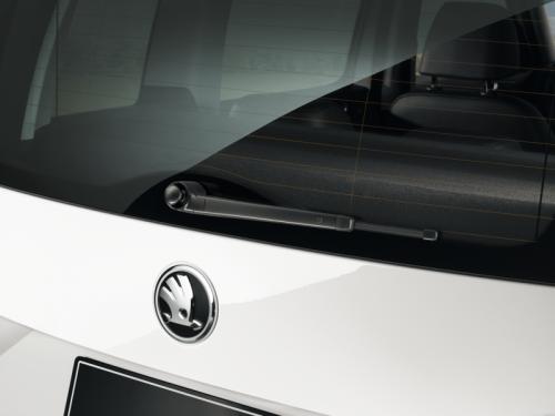 Náhled Znak zadní - Škoda Yeti facelift